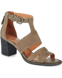 Kenneth Cole State Sandals - Lyst