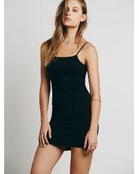 Intimately Womens Seamless Low Back Mini Slip - Lyst