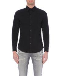 Diesel S-Toki Stretch-Cotton Shirt - For Men - Lyst