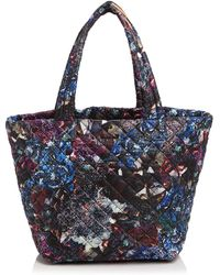MZ Wallace - Medium Metro Quilted Tote - Lyst