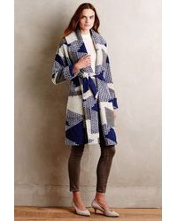 Plenty by Tracy Reese - Riverbank Robe Coat - Lyst