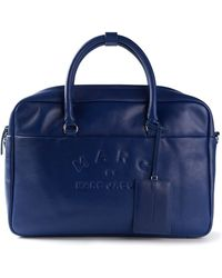 Marc By Marc Jacobs - Embossed Logo Briefcase - Lyst