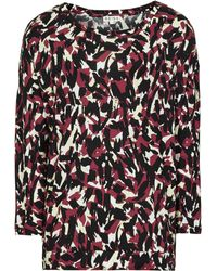 Reiss Lago Painterly Print Top - Lyst