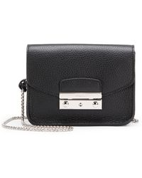 Furla Julia Mini Crossbody Bag - Lyst