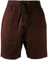 Zanerobe Red Gabe Short - Lyst