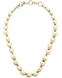Vaubel - Small Pebble Necklace - Lyst