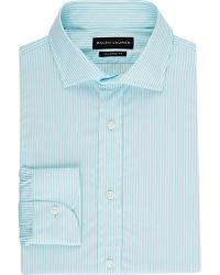Ralph Lauren Black Label Candy Stripe Dress Shirt - Lyst