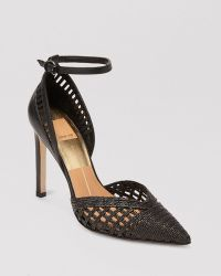 Dolce Vita Pointed Toe Pumps Kalila High Heel - Lyst