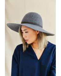 Urban Renewal - Brookes Boswell Atlas Hat - Lyst