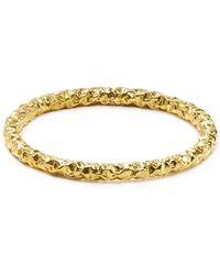 Dogeared - Midi Love Sparkle Ring - Lyst