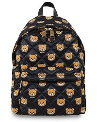 Moschino Bear Backpack - Lyst