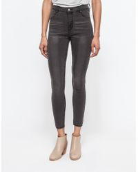 Cheap Monday High Spray In Pearl Grey gray - Lyst