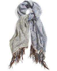 Rip Curl | 'on Holiday' Jacquard Scarf | Lyst