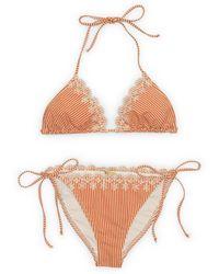 Club Monaco - Tooshie Goa St Tropez Bikini - Lyst