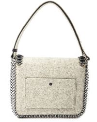 Paco Rabanne Womens Wool Bag - Lyst