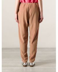 Sharon Wauchob - Tapered Trousers - Lyst