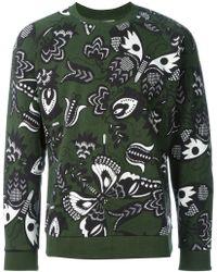 Paul & Joe - Floral Butterfly Sweatshirt - Lyst