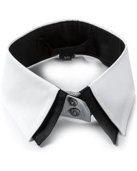 Karl Lagerfeld Detachable Collar - Lyst