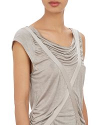 Vpl Active - Single-Sleeve Top - Lyst