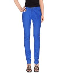 Denham | Denim Pants | Lyst