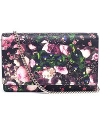 Givenchy Pandora Floral Shoulder Bag - Lyst