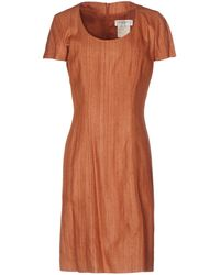 Yohji Yamamoto Short Dress - Lyst