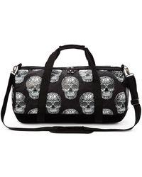 Mi-Pac Skulls Duffel Bag - Black - Lyst