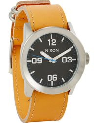 "Nixon ""The Private"" Watch - Lyst"