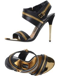 Tom Ford Sandals - Lyst