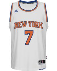 Adidas Mens Carmelo Anthony New York Knicks Swingman Jersey - Lyst