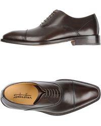 Sebastian - Lace-up Shoes - Lyst