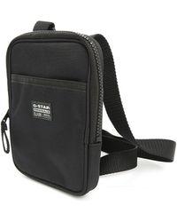 G-Star RAW Original Small Black Shoulder Bag - Lyst