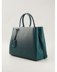 Fendi Medium 2jours Tote - Lyst