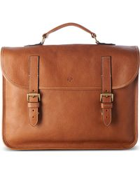 Mulberry Elkington Briefcase - Lyst