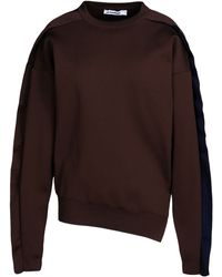 Jil Sander Long Sleeve Sweater - Lyst