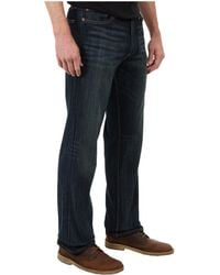 Lucky Brand 361 Vintage Straight in Seraphinite - Lyst