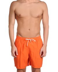 Loro Piana - Swimming Trunk - Lyst