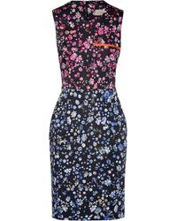 Preen Lia Floralprint Cottonblend Dress - Lyst