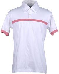 Lucio Castro - Polo Shirt - Lyst