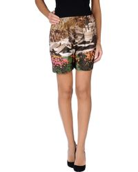 Carven Shorts - Lyst