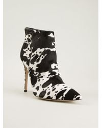 Gianvito Rossi Osaka Ankle Boots - Lyst