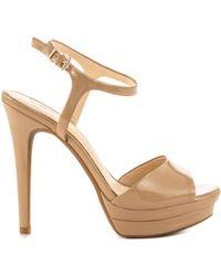 Jessica Simpson Pristine beige - Lyst