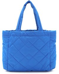 Marc By Marc Jacobs - Crosby Quilt Nylon Small Tote - Salton Sea - Lyst