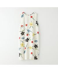 Steven Alan Sleeveless Shift Dress - Lyst