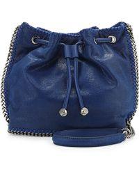 Stella McCartney Falabella Pouch Crossbody Bag - Lyst