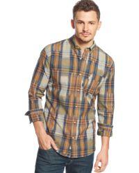 Levi's Ponda Plaid Shirt - Lyst