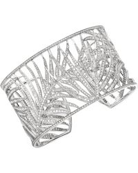 Theo Fennell - Palm Diamond Cuff - Lyst
