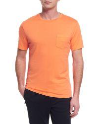 Pink Pony - Short-sleeve Crewneck T-shirt - Lyst