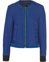 Rag & Bone Wooster Quilted Cotton-blend Jacket - Lyst