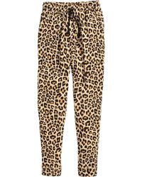 H&M Jersey Trousers - Lyst